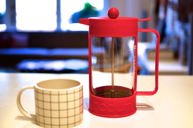 Bean French Press