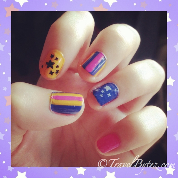 Nail Art Diary: Stamps