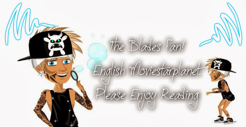 The Blades Fan! Msp Blog c: