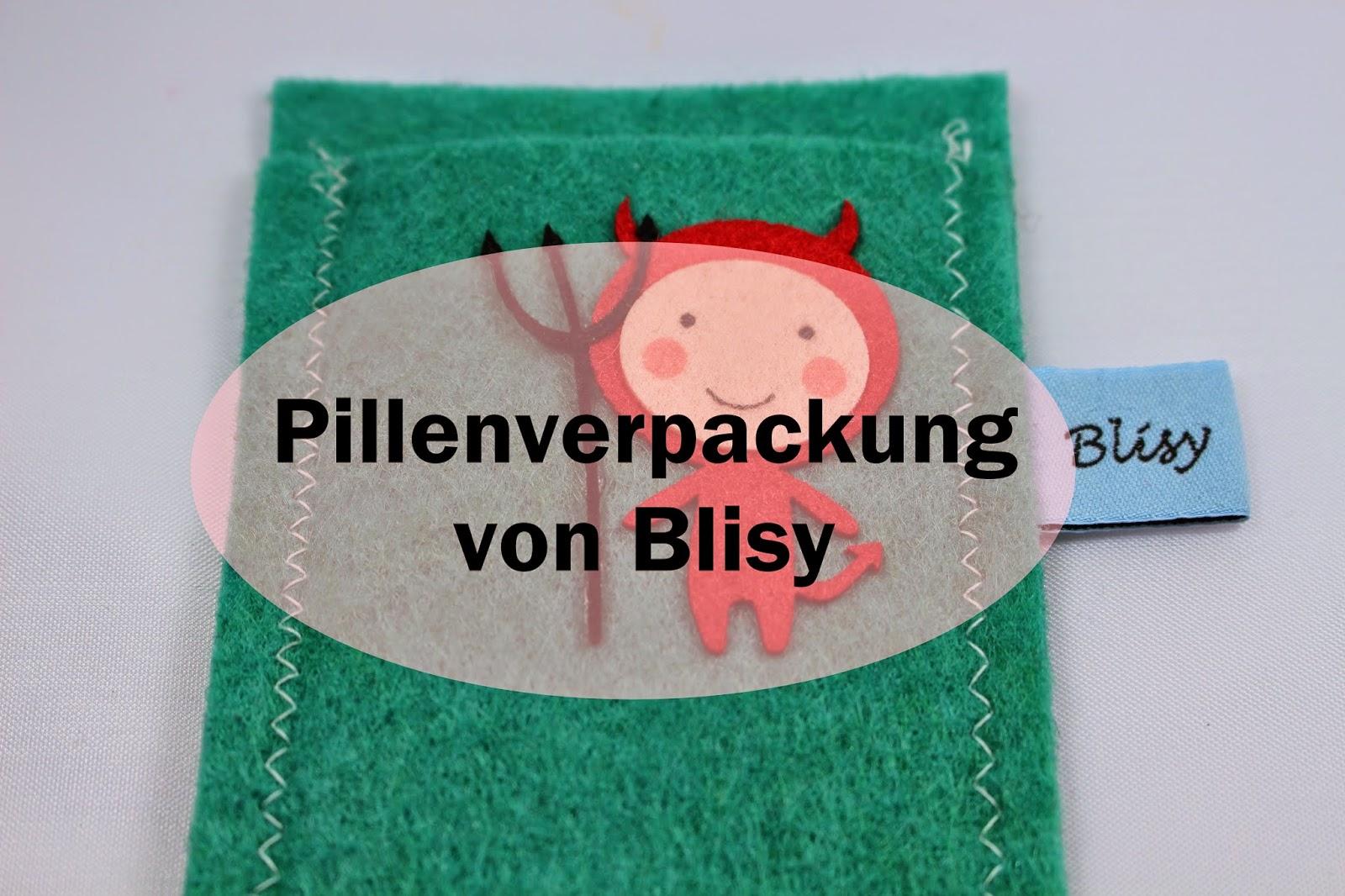 Blisy Pillenverpackung