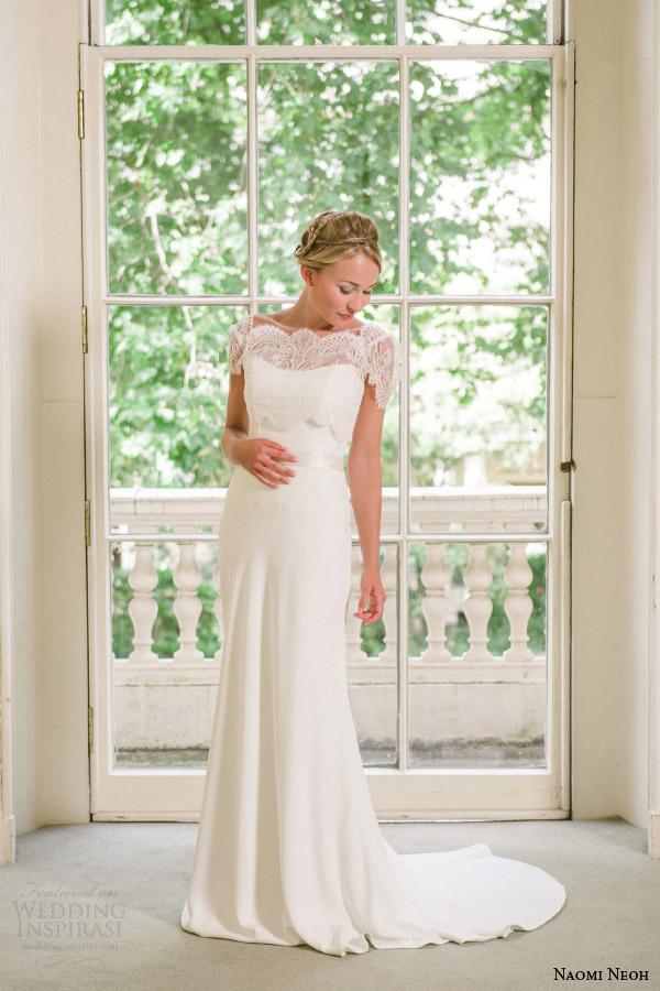 Divinos vestidos de novias | Colección Naomi Neoh