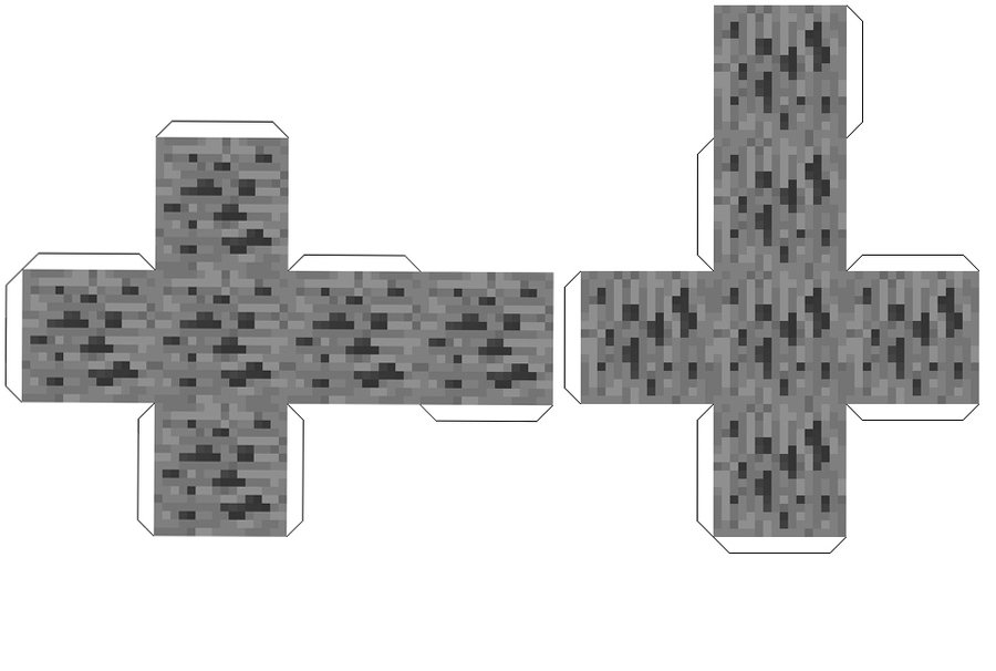 coloring pages minecraft ores - photo#27