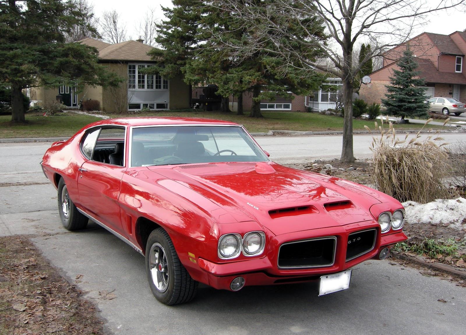 Project Hot Stuff Update 1972 Pontiac Gto Phscollectorcarworld 1973 Car
