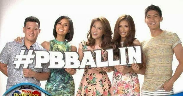 Pinoy Big Brother Season 5 All In Premiere April 27, 2014