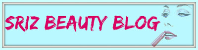 Sriz Beauty Blog
