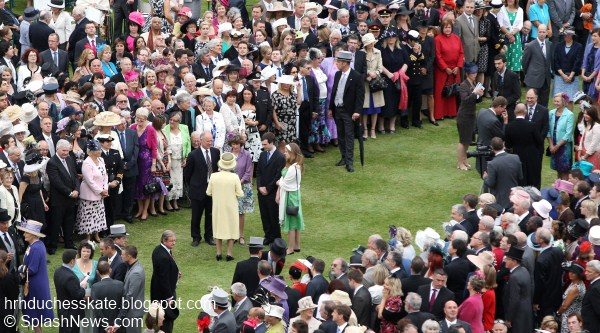Duchess Kate: Kate\'s Calender: A look at the Garden Party, Epsom + ...