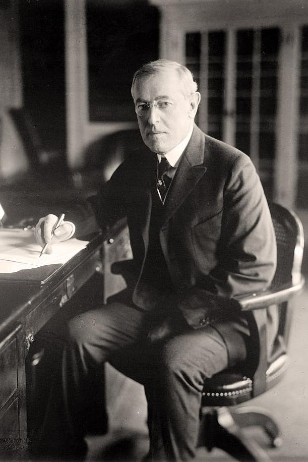 woodrow wilson essay on public administration