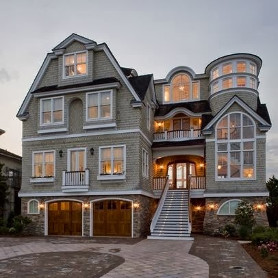 Awesome pictures pinterest is cool beach house exterior for Beach house style exterior