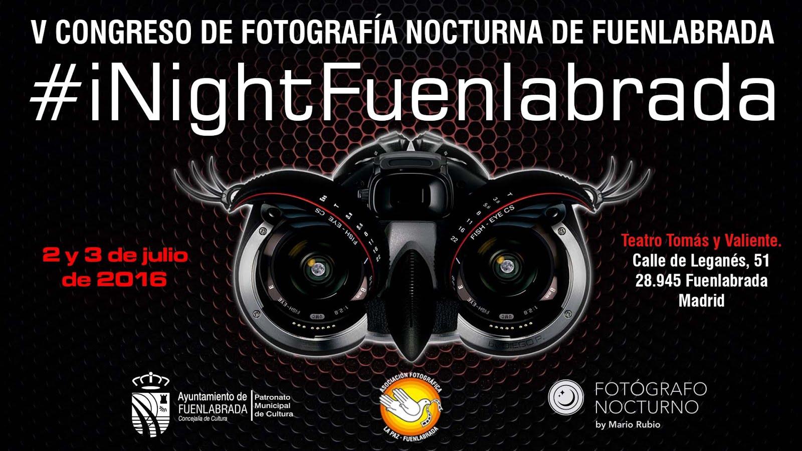 V Congreso Fotografía Nocturna