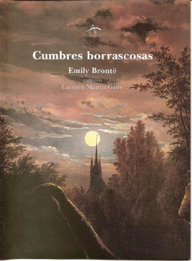 """""""Cumbres borrascosas"""" - E. Brontë"""