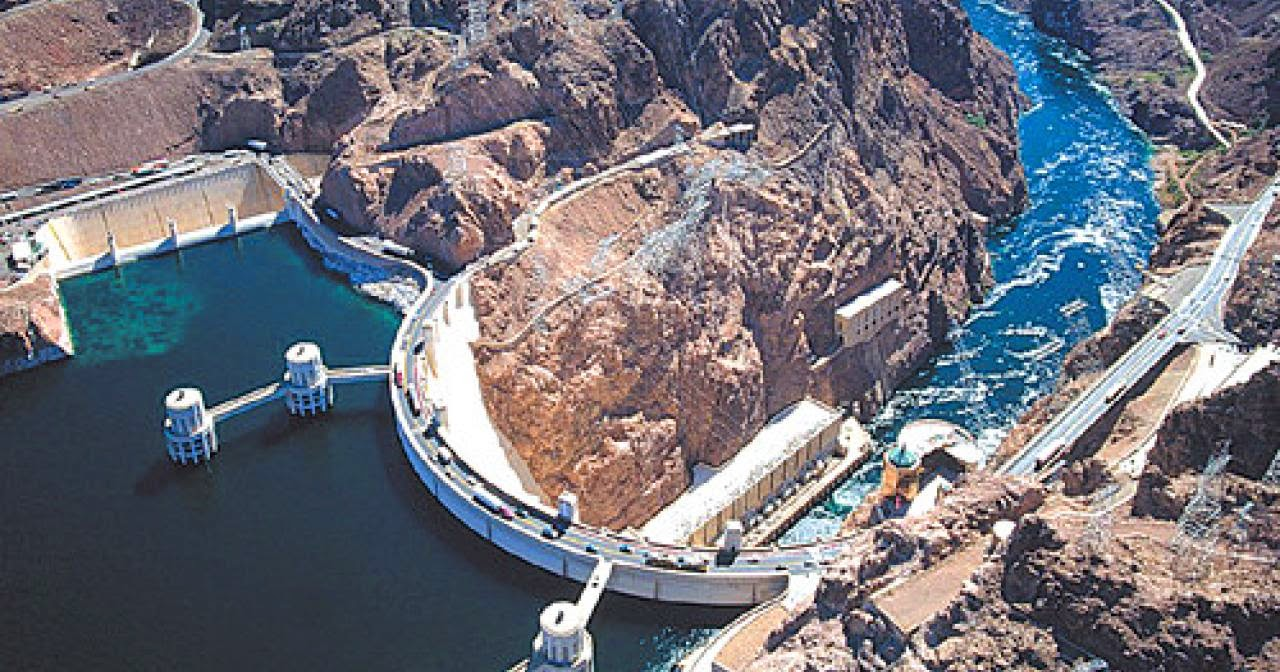 Resultado de imagem para Represa Hoover