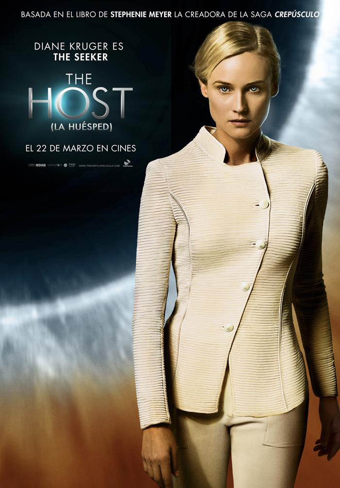 """Póster para """"La buscadora"""" en The Host"""
