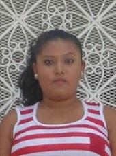 Yahoska - Nicaragua (NI-105), Age 17