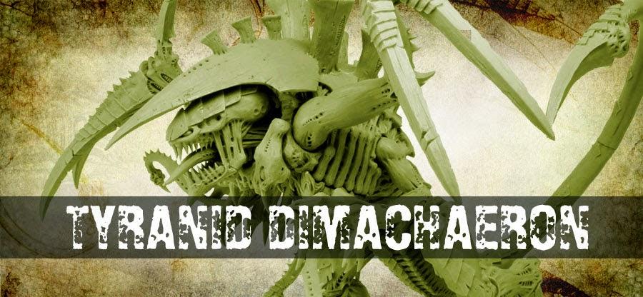 Novedades de Forge World: Newsletter #414: Dimachaeron