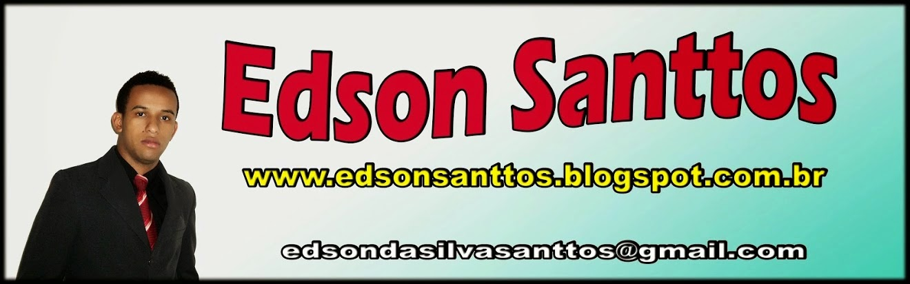 Blog Edson Santtos.