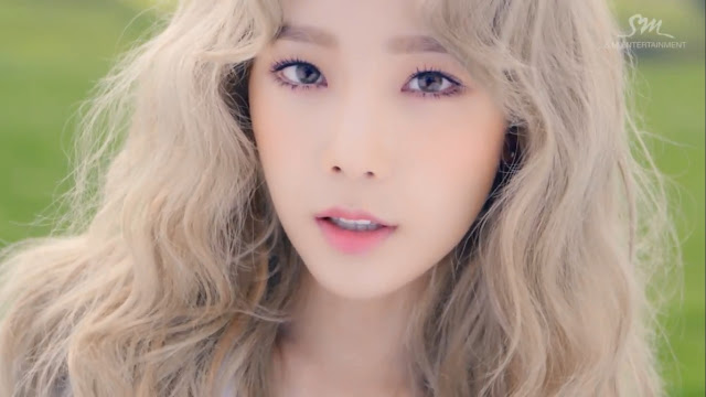 taeyeon I solo debut makeup tutorial
