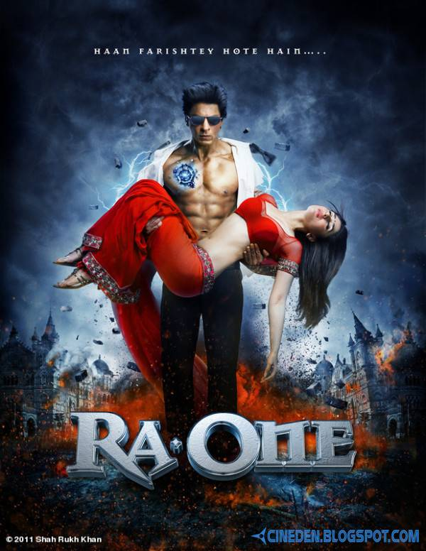 Shahrukh feels Ra.One will change the Genre of Indian Films