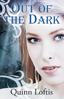 Out of the Dark by Quinn Loftis (The Grey Wolves #4)