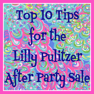 lilly pulitzer after party sale top ten tips preppy blogger 2015