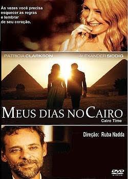 Filme Poster Meus Dias no Cairo DVDRip XviD Dual Audio &amp; RMVB Dublado