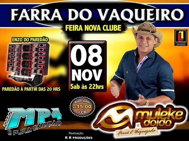 FARRA DO VAQUEIRO