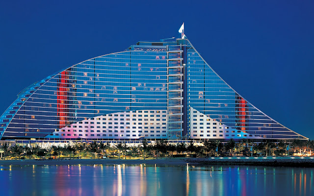Hotel Jumeirah Beach en Dubai