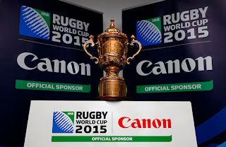 Rugby World Cup 2015 Official Sponsor logo