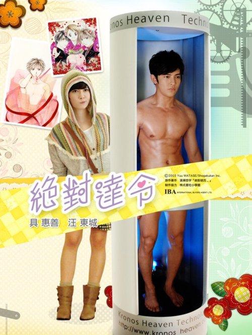El novio perfecto (The Perfect Boyfriend) (2013)