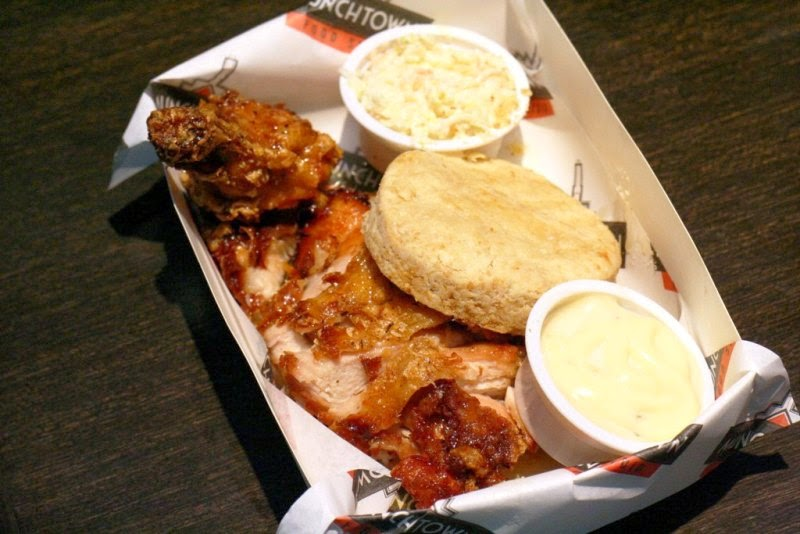 French Fried Chicken Munchtown Greenhills
