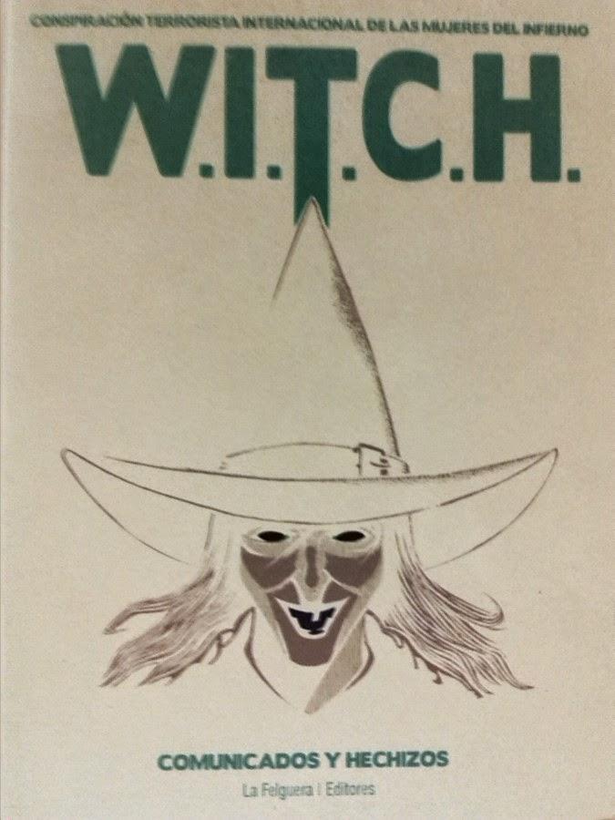 W.I.T.C.H. Comunicados y hechizos 2