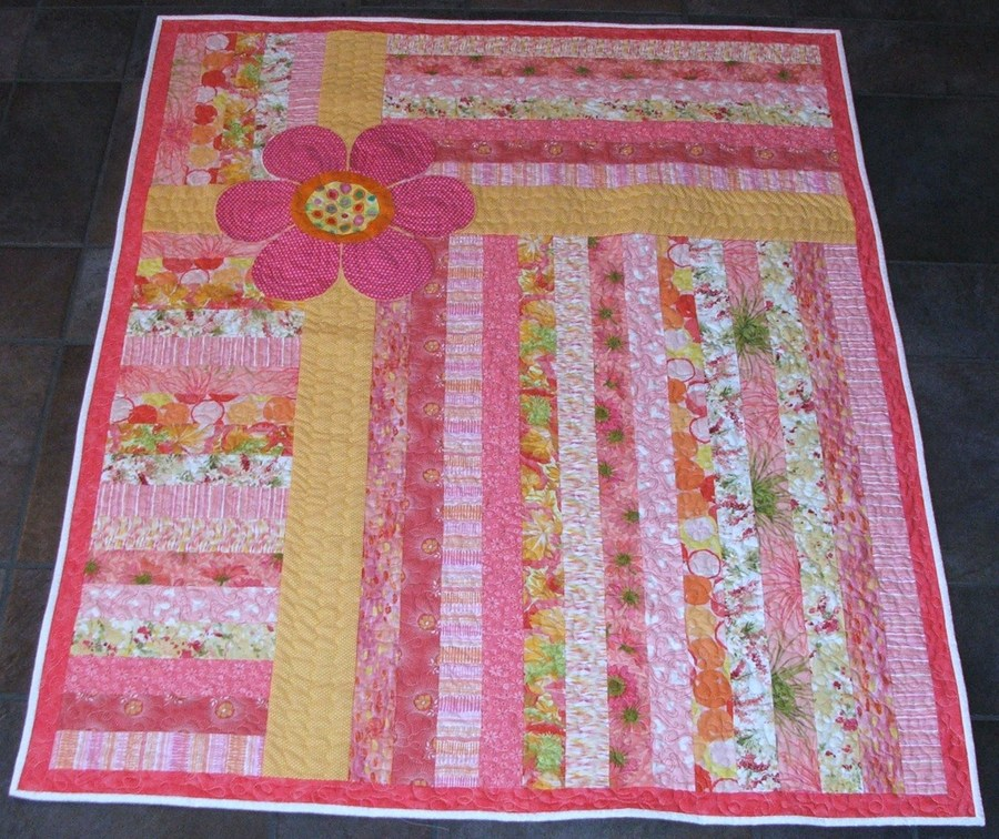 Quilt pattern furthermore baby girl quilt patterns easy on baby quilt