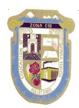 Zona Escolar 018 Huejotzingo