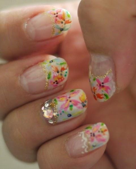 Belle Nail Art: Il Mio Angolo Nel Mondo.: Nail-art Passion: Le Più Belle