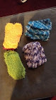 Kate's scrubbies, size large