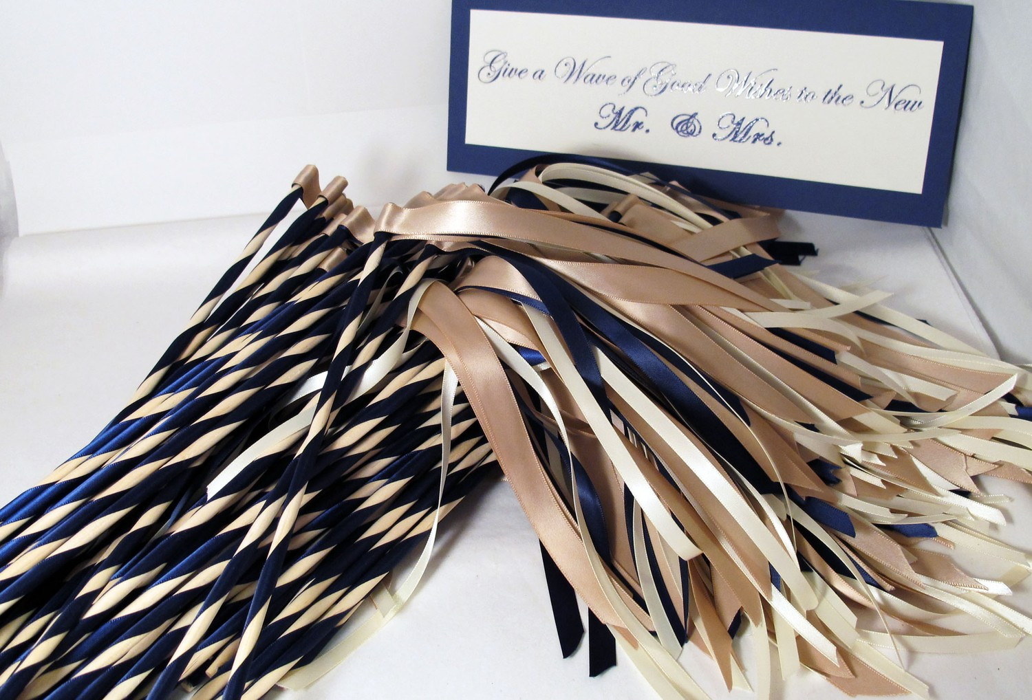 granting your wedding wand wish wedding send off ideas Display the wands on a table and ask guests at the end of the night to wave for a fabulous send off
