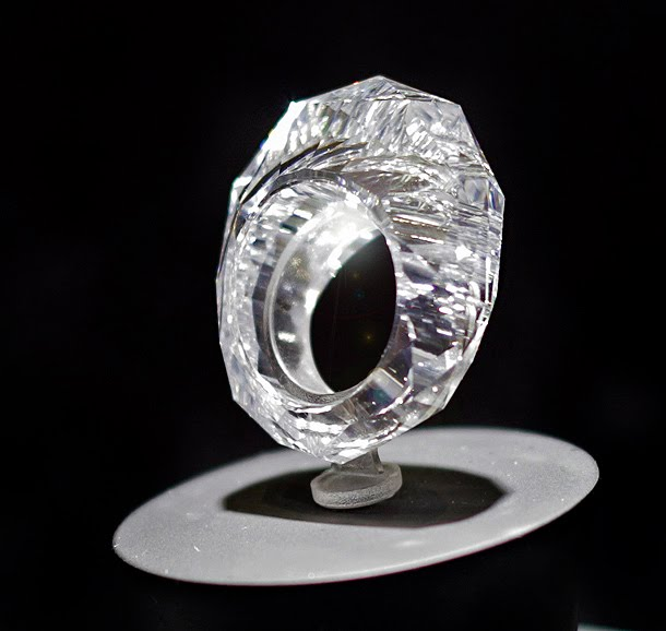 Edwardian Diamond Flower Ring