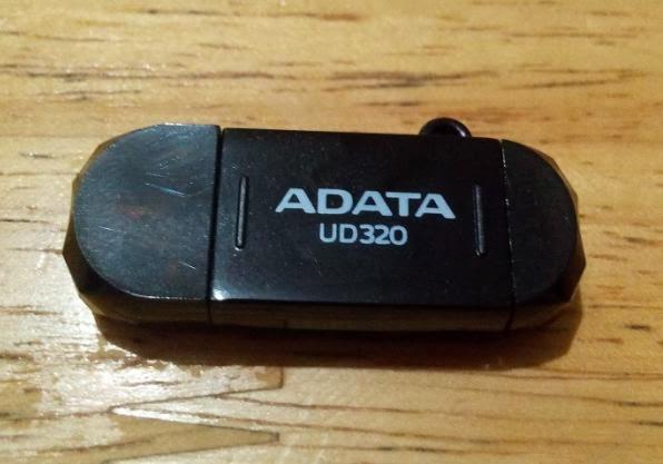 ADATA UD320 USB OTG Flash Drive Unit_Front