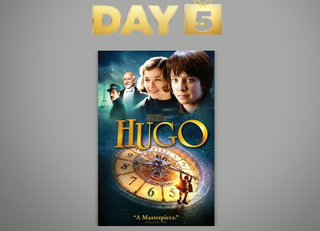 Day 5 of the 12 Days of Gifts is the famous movie Hugo. You can download the movie only today for free and...
