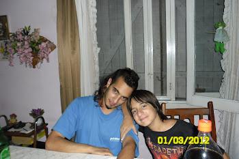 Mi Pablo y mi Andres !!!! mis hijos hermosos !!!