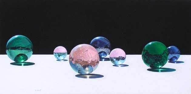 Acrylic Paintings - Still Life Photographs