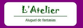 ALUGUEL DE FANTASIAS