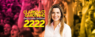 DEPUTADA CLARISSA GAROTINHO,UMA MULHER DE LUTA,...