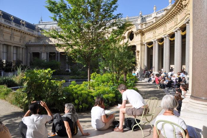 Halte paisible au jardin du petit palais bons plans - Restaurant terrasse ou jardin paris limoges ...