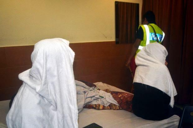 Dua Penjawat Awam Antara Yang Ditahan Dalam Ops Hari Kekasih