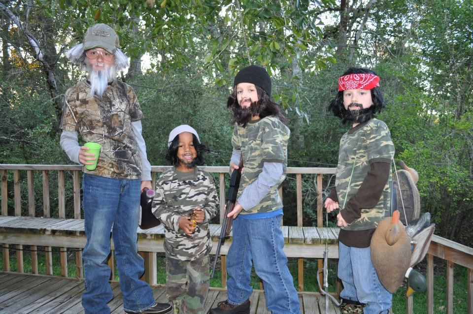 Duck Dynasty Halloween