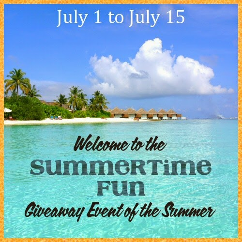 Summertime Fun Giveaway