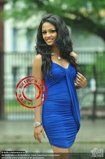 Shalani Tharaka blue