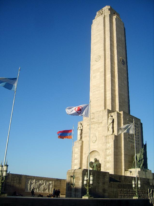 Bandera de la Paz-Monumento a la Bandera