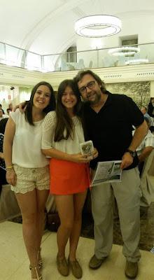 Cena del Club Olímpico Aranjuez