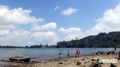lokasi danau beratan bedugul bali